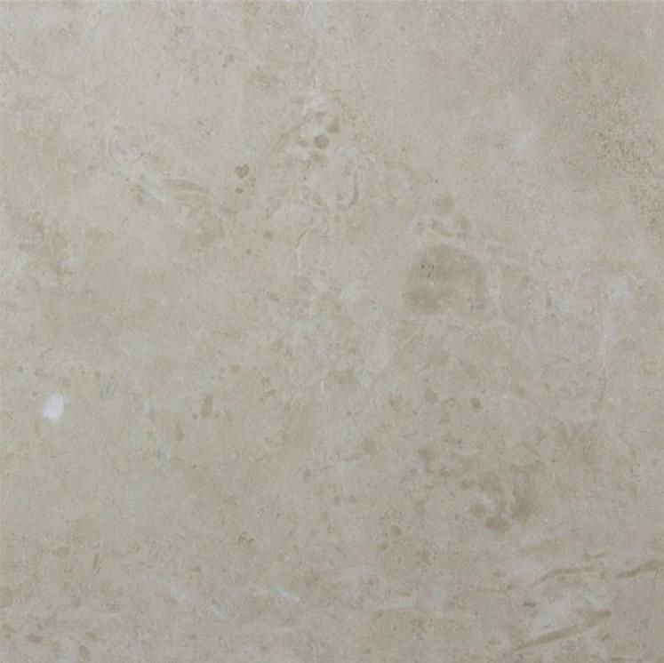 Limestone Crema Perla 57x120 0.75 in Honed  Slab