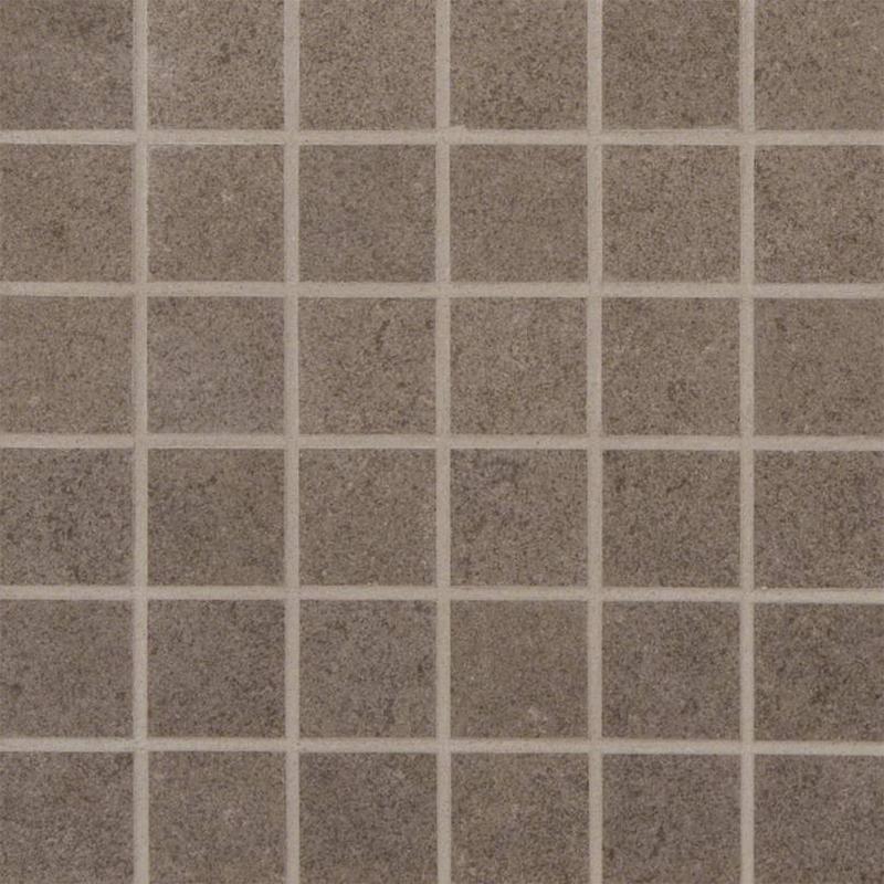 Porcelain Tiles Dimensions Concrete 2x2, Matte, Gray, Brown, Mosaic