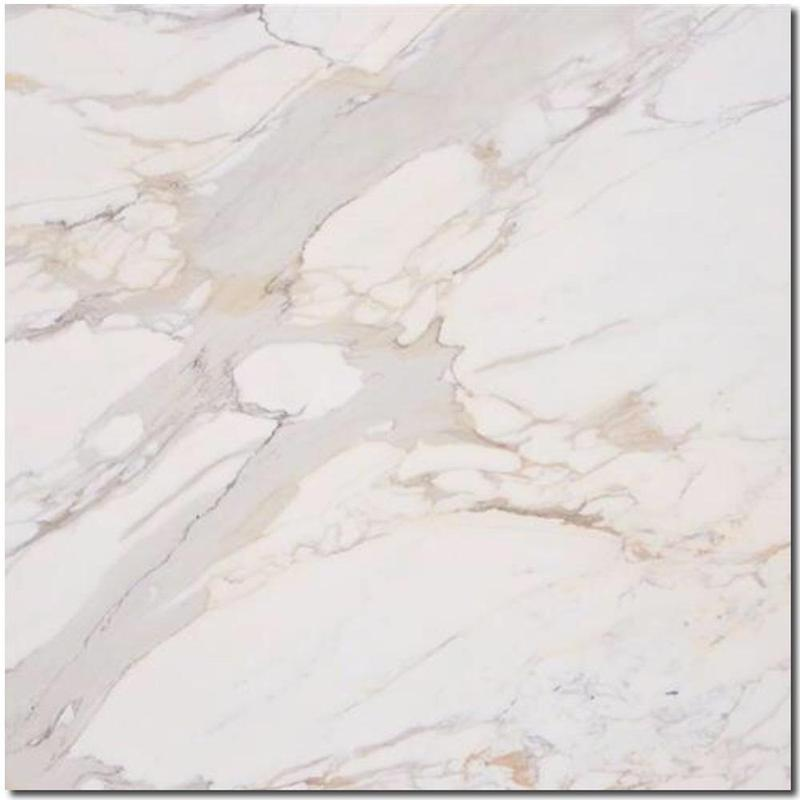 Calacatta Gold Marble Tile 12x12 Polished
