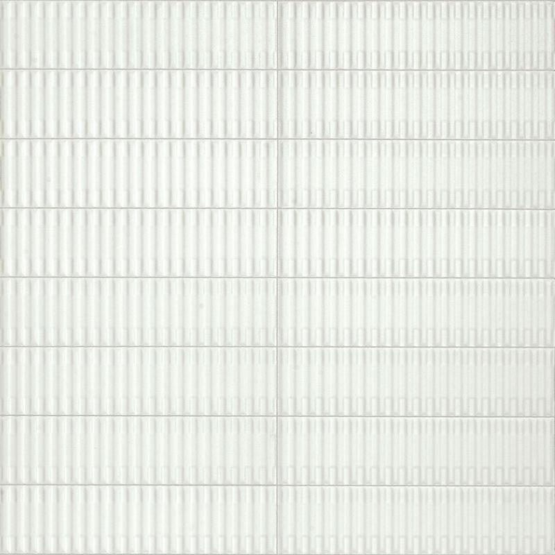 Marca Corona Regoli Bianco Sticks 3x12 Porcelain  Tile