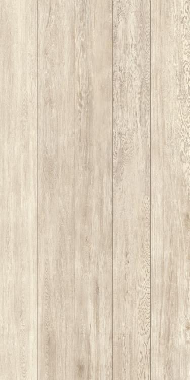 Selection Oak White Matte, Glazed 6x48 Porcelain  Tile