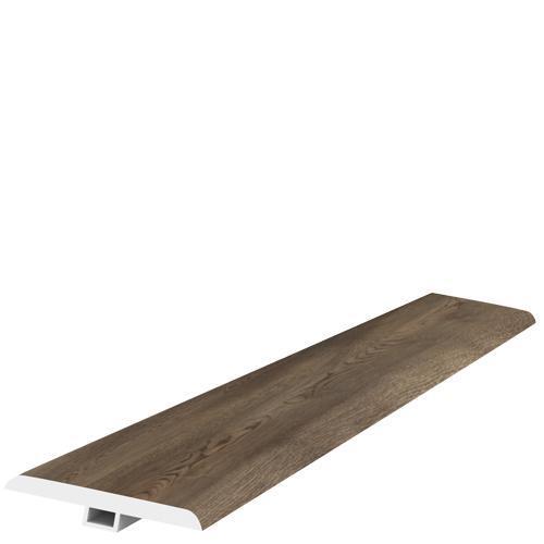 Spc Wood Carolina Oak 2x95 12 mil  T-Molding