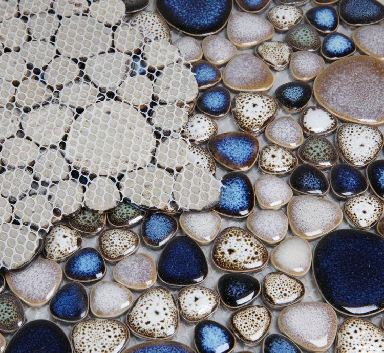 Growing Atlas Pebble  Porcelain  Mosaic