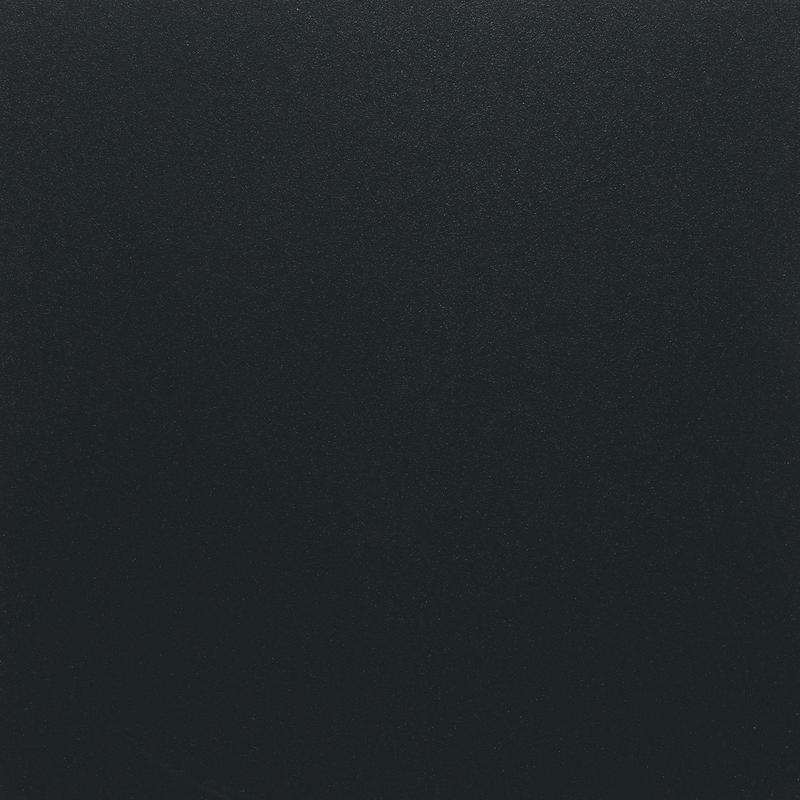 Match Point Jet Black 24x24, Unpolished, Square, Color-Body-Porcelain, Tile