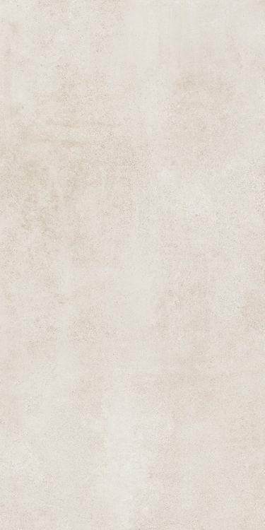 Absolute Cement White Matte, Glazed 24x48 Porcelain  Tile