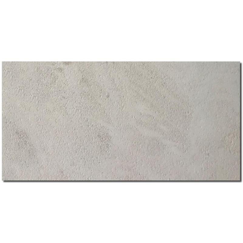Porto Beige Limestone Tile 12x24 Brushed