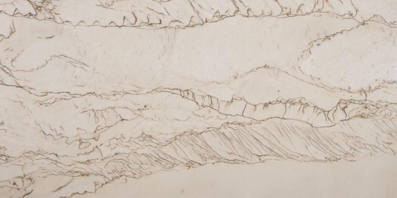 Quartzite Slabs Calacatta Taupe 2 cm, Polished, Slab