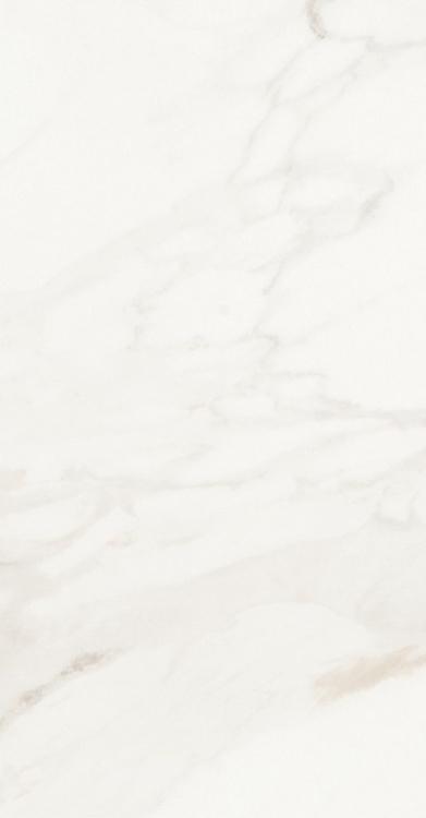 Calacatta Levigato Polished, Glazed 24x48 Porcelain  Tile