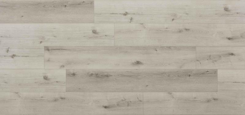 Great Oregon Oak Collection White 9x60, Aluminum-Oxide, Stone-Plastic-Composite