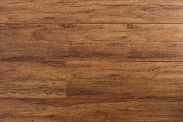 Handscraped Collection Ac3 Rustic Olive 6.5x48, Hand-Scraped, Brown, Laminate