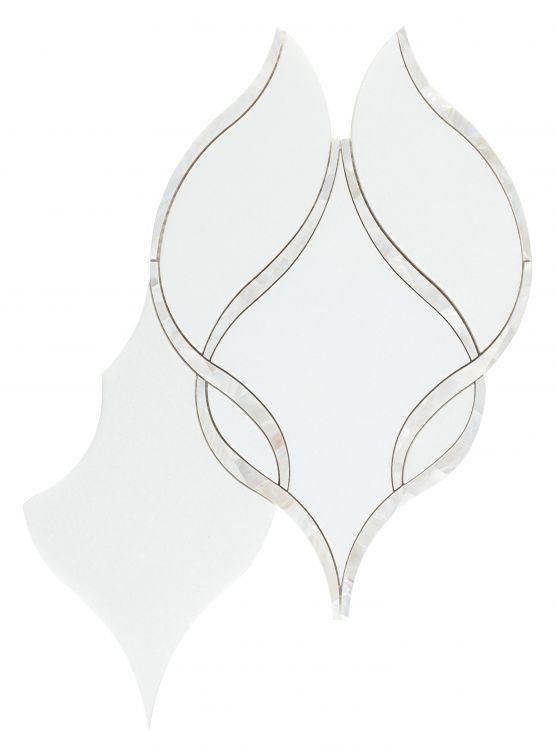 Prestige Pearl Twirl    Mosaic