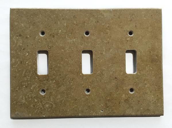 Noce Toggle Travertine Tile 4.5x6.5 Honed