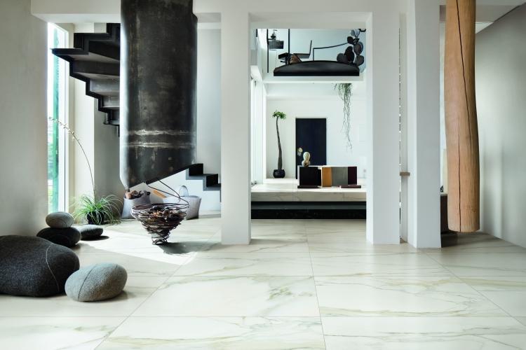 Classici Calacatta Gold Matte 32x71 Porcelain  Tile