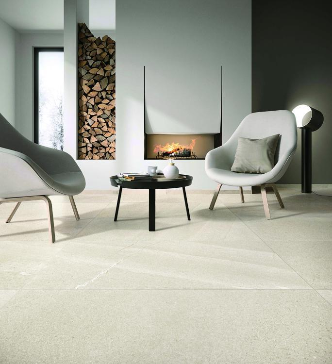 Grant Beige Matte 24x24 Porcelain  Tile