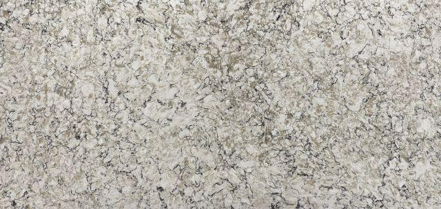 Signature Bellingham 65.5x132, 1 cm, Polished, Black, Gray, Quartz, Slab