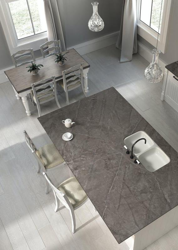 Group 2 Natural Tiles Kira Suggested Size 28x42, Smooth-Matte, Gray, Porcelain, Tile