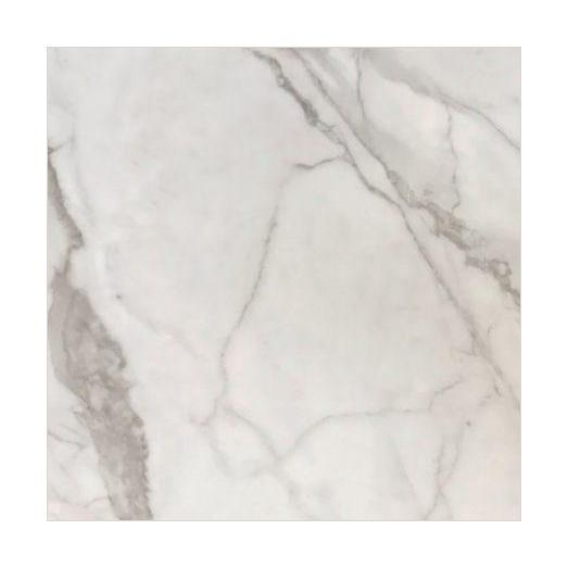 Pacifica Porcelain Calacatta Polished 24x24   Tile
