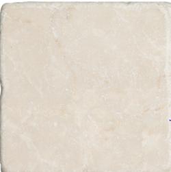 Botticino Marble Tile 6x6 Tumbled