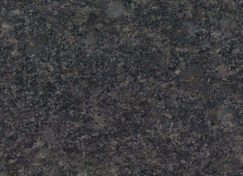 Granite Prefab Steel Grey 36x108, 0.8 in, Polished, Black, Gray