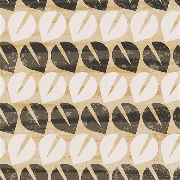 Cementine Evo 5 8x8, Glazed, Square, Porcelain, Tile
