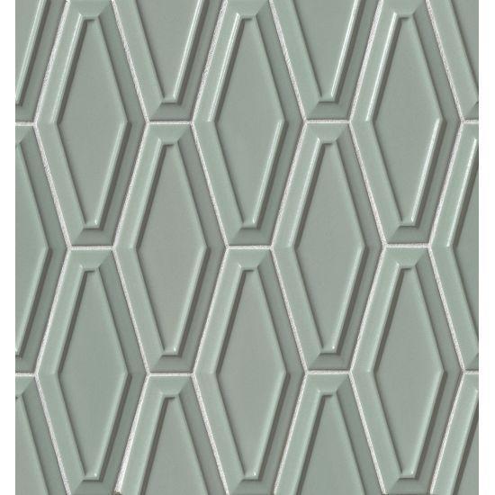 Costa Allegra Gulf Pacifico Matte 4x9 Ceramic  Tile (Discontinued)