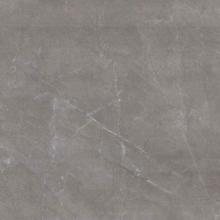 Tekali Gris Polished, Glazed 24x24 Porcelain  Tile