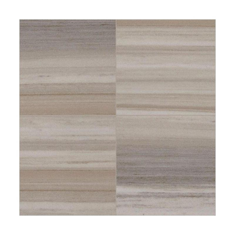 Marble Attache Turkish Skyline 24x24, Polished, Gray, Square, Color-Body-Porcelain, Tile