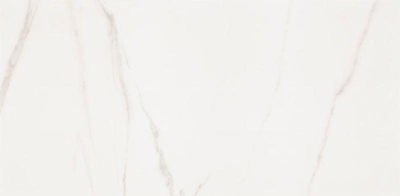 Calacatta Royal Marble 18x36, Glazed, Rectangle, Porcelain, Tile