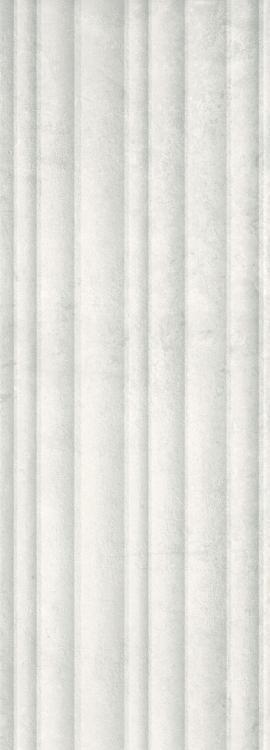 Tower 389 Bone Matte, Glazed 13x36 Porcelain  Tile