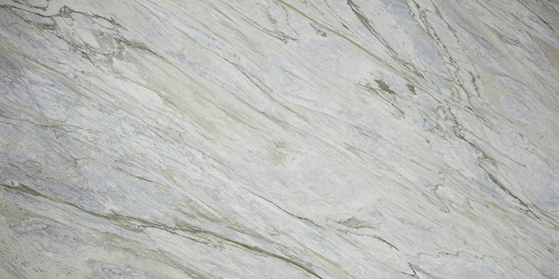 Marble Slabs Calacatta Bluette 73x123, 2 cm, Polished, Blue, Slab