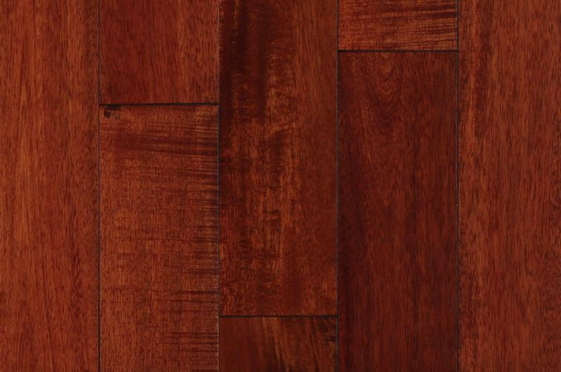 Solid Selection Exotic Mahogany 90 in, Smooth, Brown, Acacia, Engineered-Wood, Trim