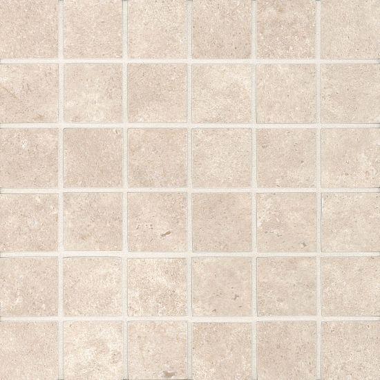 Roma 2.0 Spice 2x2 Square Matte Porcelain  Mosaic