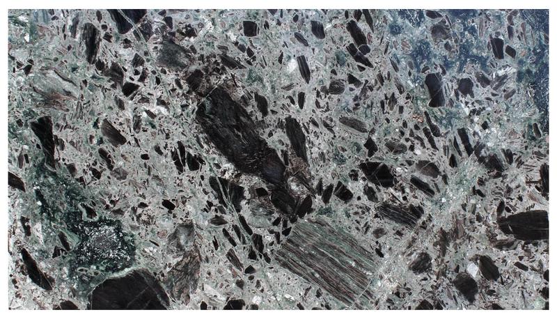 Granite Slabs Molokai Polished  Slab