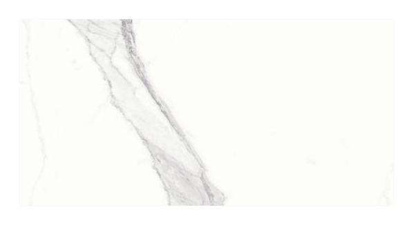 Magnifica Statuario Super White Polished 30x60 Color Body Porcelain  Tile