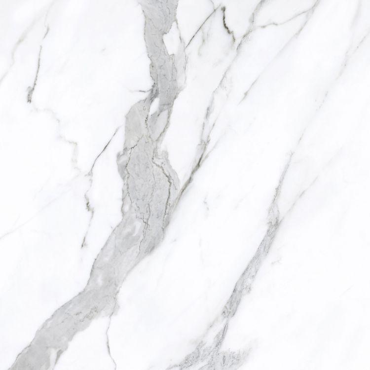 Prestigio Statuario Soft Matte 48x48 Porcelain  Tile