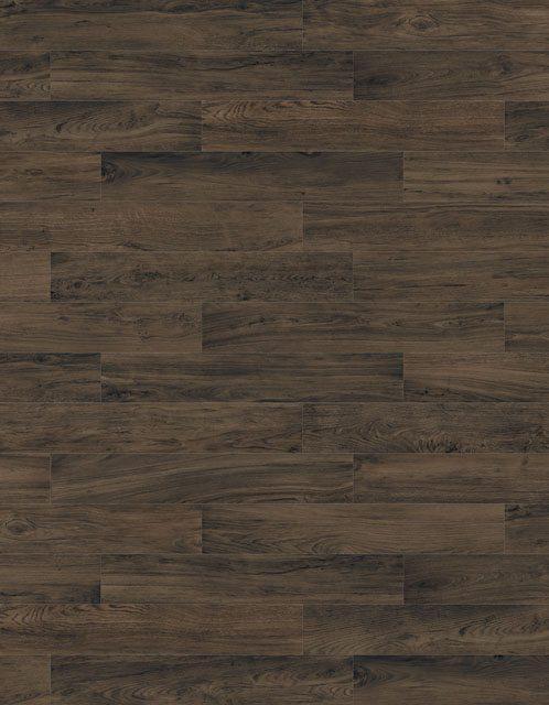 Le Tavole Wenge 8x48, Glazed, Brown, Black, Porcelain, Tile
