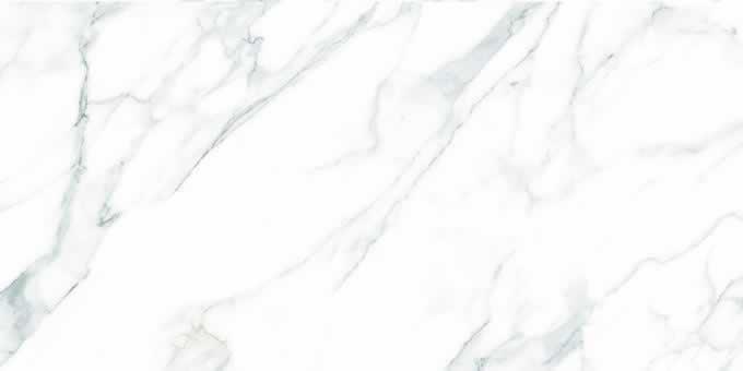 Porcelain Calacatta White 64x128 12 mm Honed  Slab