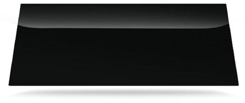 Group 4 Iconic Black Jumbo Size 63x128, 30 mm, Polished, Quartz, Slab