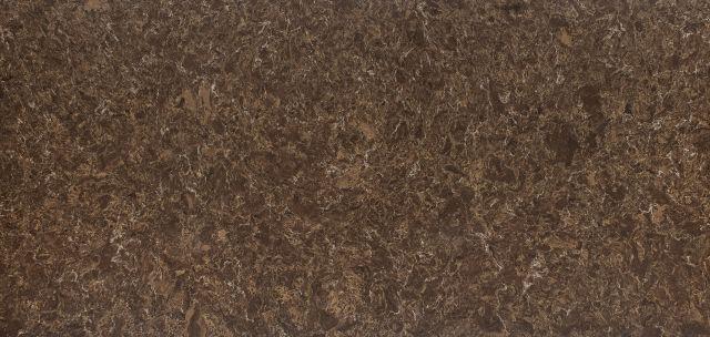 Signature Hampshire 65.5x132, 1 cm, Polished, Brown, Quartz, Slab