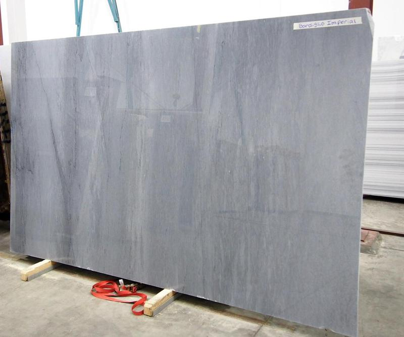 Marble Slabs Bardiglio Imperial 0.75 in Polished  Slab