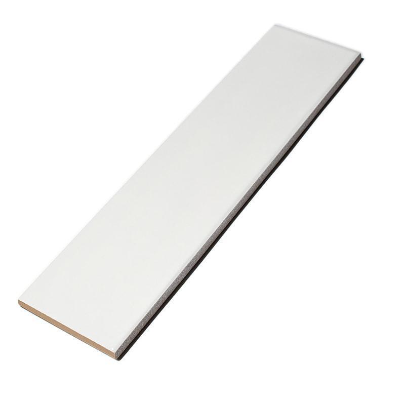 Imola Slash White Natural 3x12 Ceramic  Tile