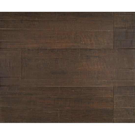 Barrique Fonce Mahogany Brown 8x40, Matte, Rectangle, Color-Body-Porcelain, Tile