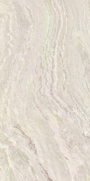 Amazon Travertine Grey Unglazed, Polished 24x48 Porcelain  Tile