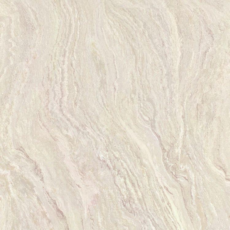 Amazon Travertine Grey Unglazed, Polished 32x32 Porcelain  Tile