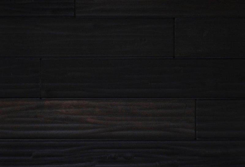 Engineered Selections California Sable 90 in, Hand-Scraped, Dark Grey, Betula, Engineered-Wood, Trim