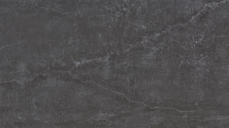 Group 2 Industrial Tiles Laos Standard Size 28x28, Smooth-Matte, Dark Grey, Square, Porcelain, Tile