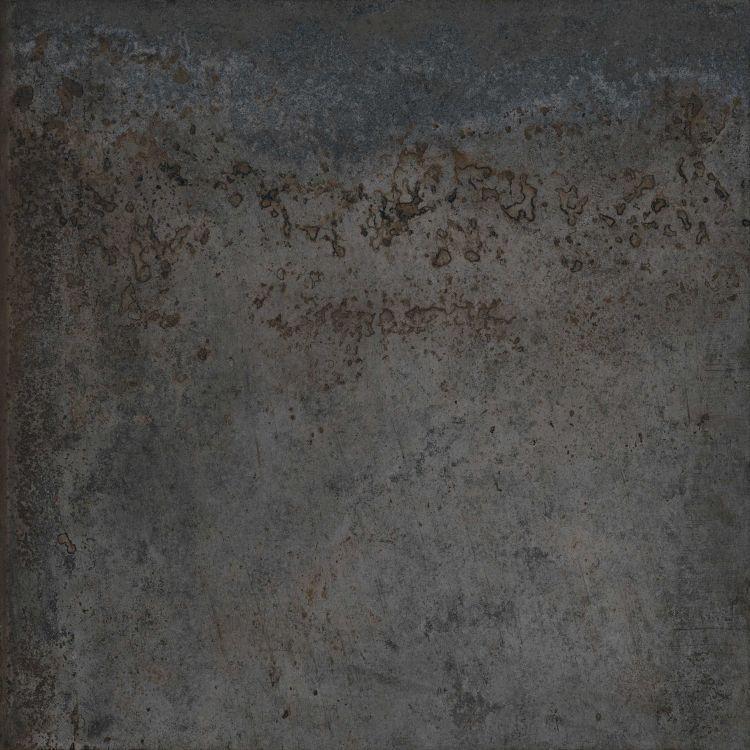 Hlc Alchimia 8 Nero Matte, Glazed 48x48 Porcelain  Tile
