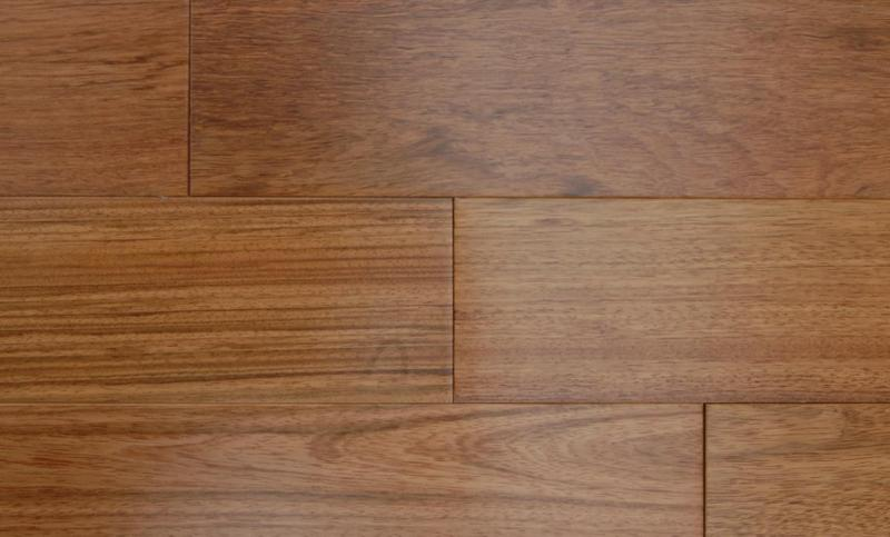 Solid Selection Brazilian Cherry Naturali 4.75xfree length, Smooth, Brown, Jatoba, Engineered-Wood, (Discontinued)