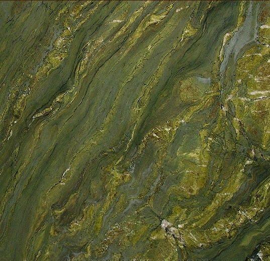 Granite Green Land 57x120 0.75 in   Slab