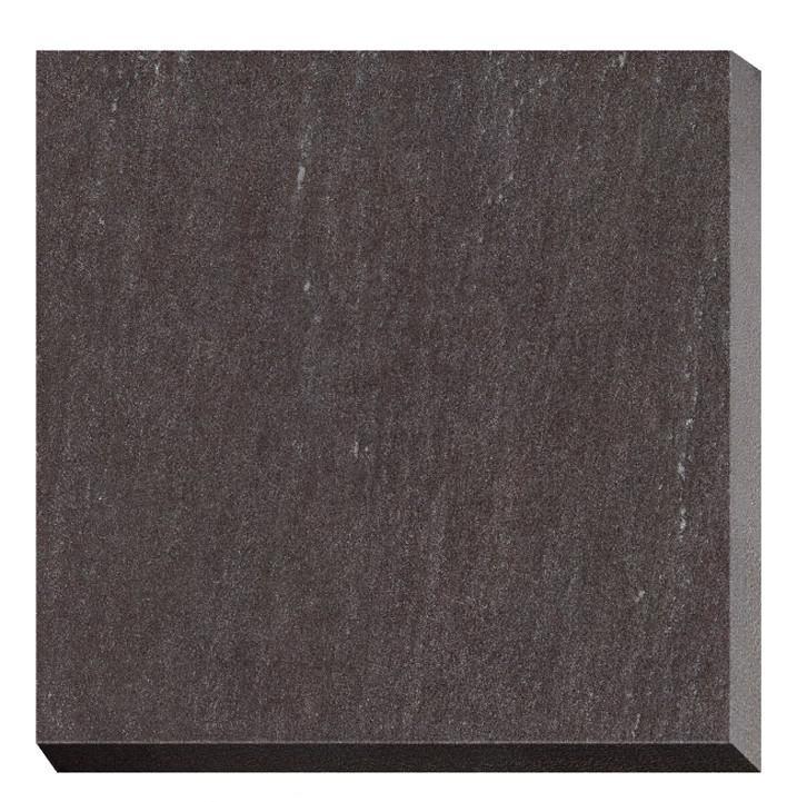Eco Outdoor Cosmic Black Matte 24x24 Porcelain  Tile (Discontinued)